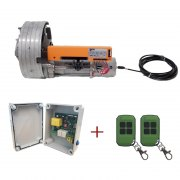 kit motor puerta enrollable