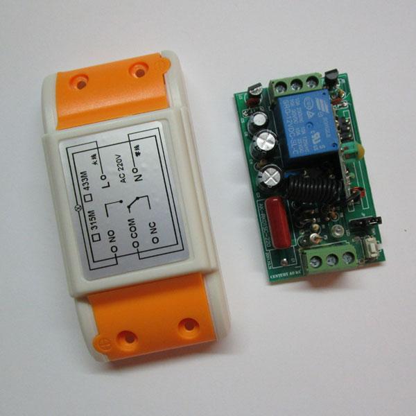 Mando universal 868 mhz - mando garaje 10 switch