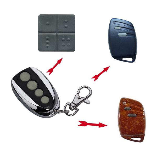 Precio mando garaje - mando universal rolling code